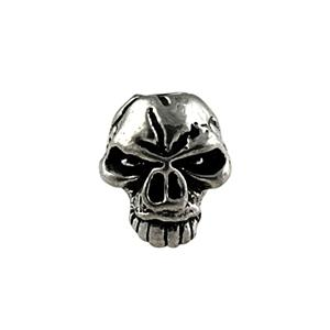 Sh501 Emerson Pewter Skull Bead - Jantz Supply