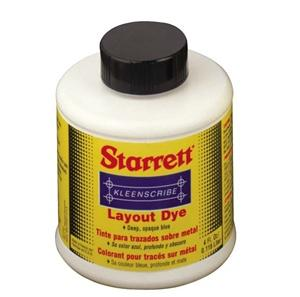 St16104 Starret Layout Dye **Can Not Ship Air Or Express Mail** - Jantz Supply