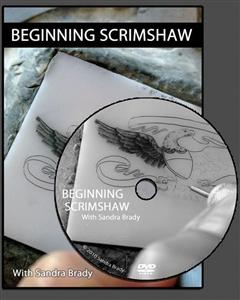 Vl201 Beginning Scrimshaw Dvd - Jantz Supply