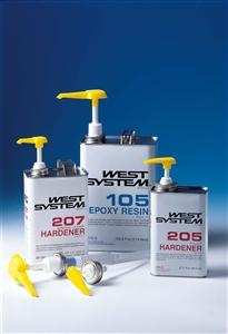 West System - Mini Pump Set for Epoxy Resin - Jantz Supply
