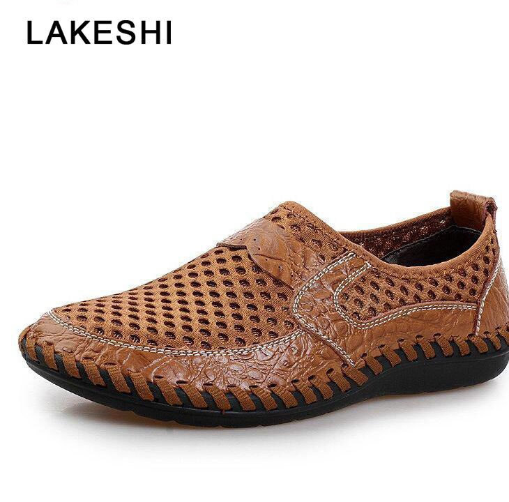 Men Shoes 2019 Soft Comfortable Loafers Mens