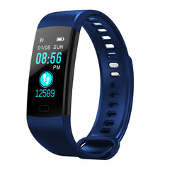 Smart Band  Heart Rate Blood Pressure Monitor High Brightness Colorful Screen Smart