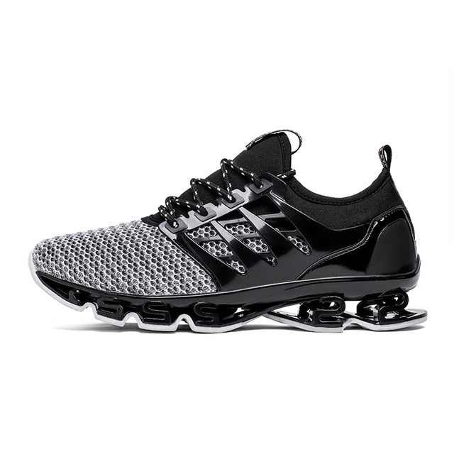 Big Size 36-46 Men Women Running Shoes Outdoor Breathable Jogging Sport Blade Shoes for Men's Krasovki Walking Sneakers for Men