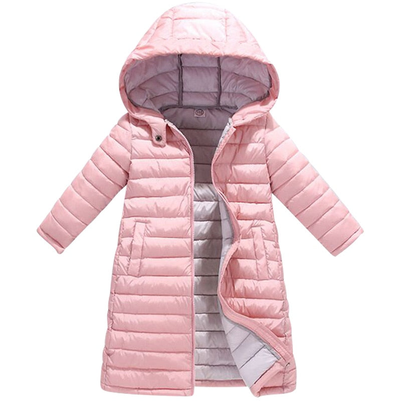 Hot New Girls clothing Baby Coats for Girls Flower Jackets For Spring Autumn Kids Clothes Double-Breasted Top children Outwear