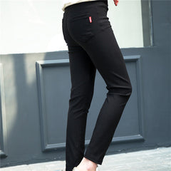 2017 Fashion Winter Children's Clothing Skinny Full Length Thicken Trousers Casual Pencil Girls Leggings Girl Pants Wholesale