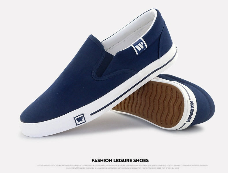 merkmak 2019 Summer Comfortable Canvas Sneakers Men Shoes Loafers Moccasins Fashion Slip-On Male Footwear Casual Driving Flats