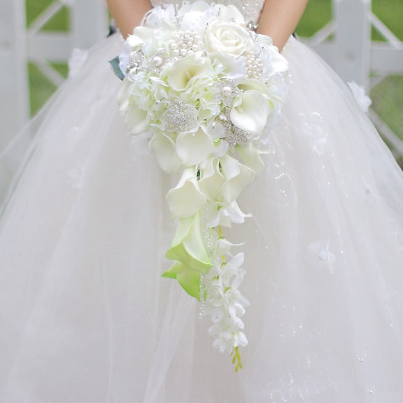 Silk Flowers And Wedding Bouquets Rustic Wedding Items