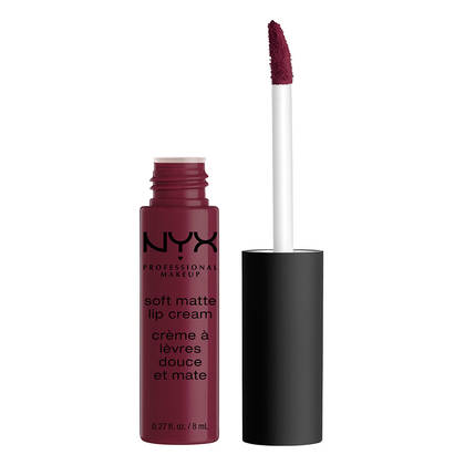 NYX Soft Matte Lip Cream (VANCOUVER - DEEP PURPLE)