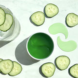 PTR Cucumber De-Tox Hydra-Gel Eye Patches