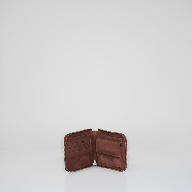 Wallet Classic Brown