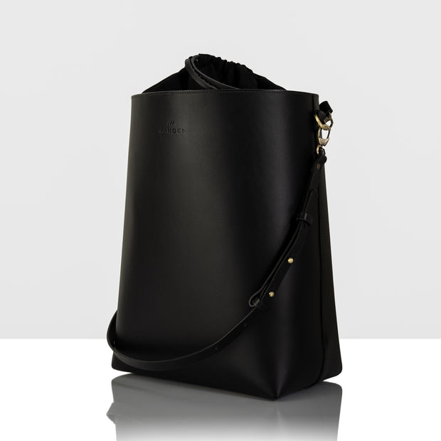 Bucket Bag Large Classic Black