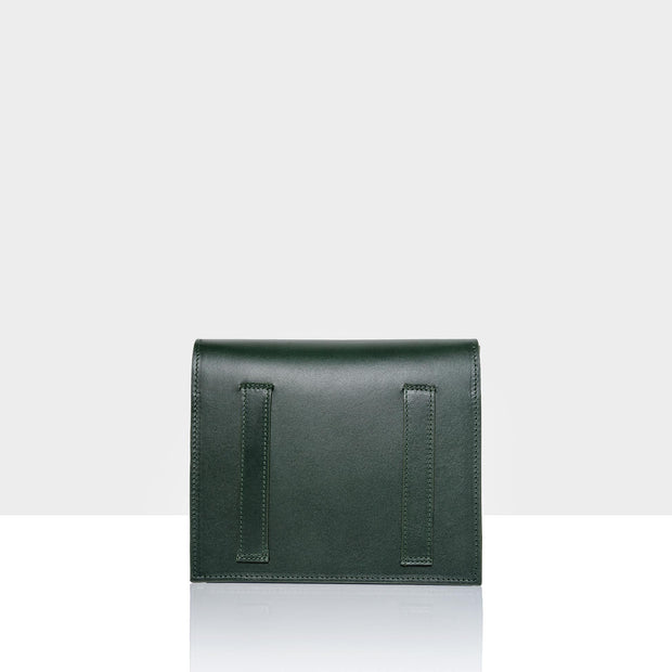 Flap Bag Mini Bottle Green