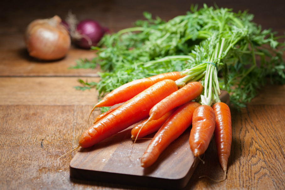 Honey carrots recipe