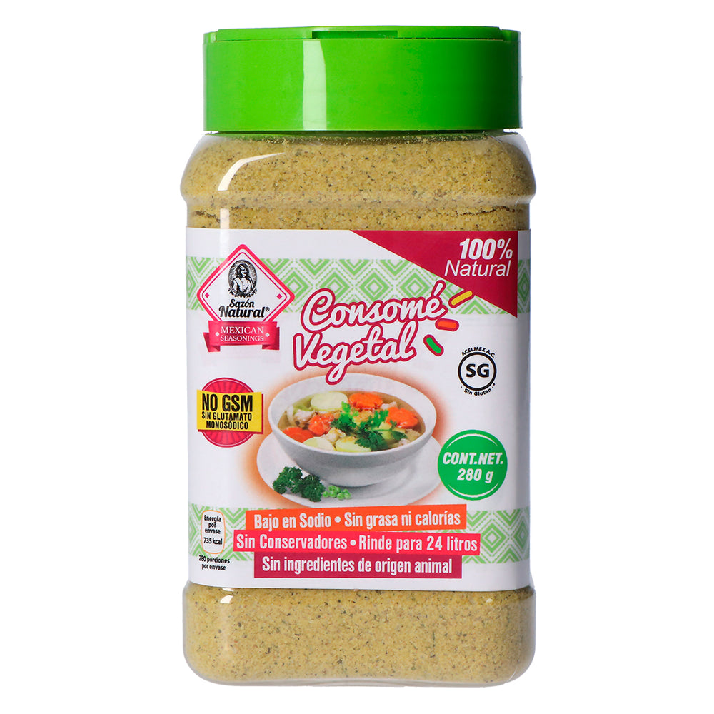 Vegetable Boullion Seasoning