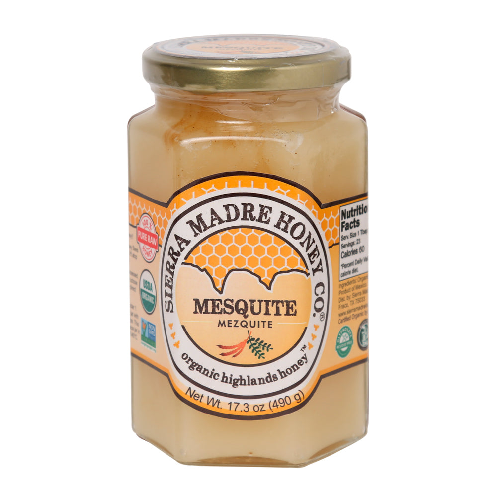 Mesquite Blossom Honey