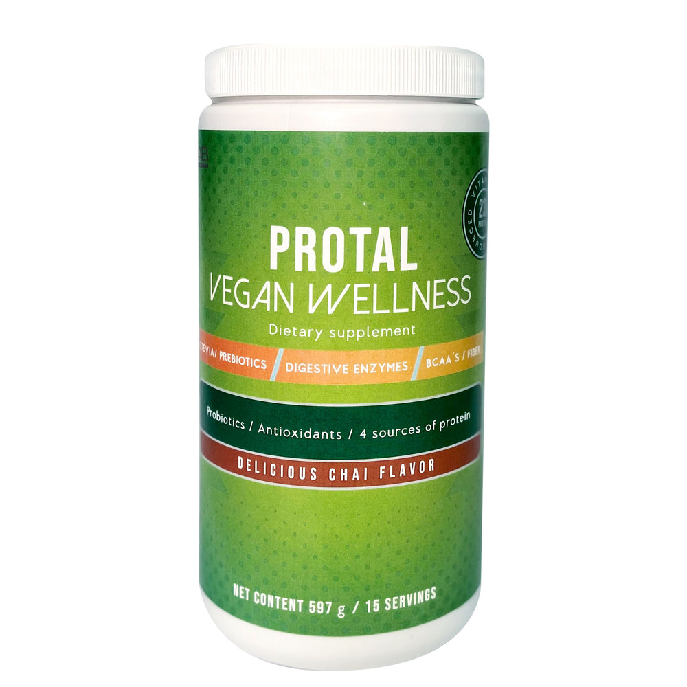 Protal Wellness Vegan 597g (21.06 Oz)