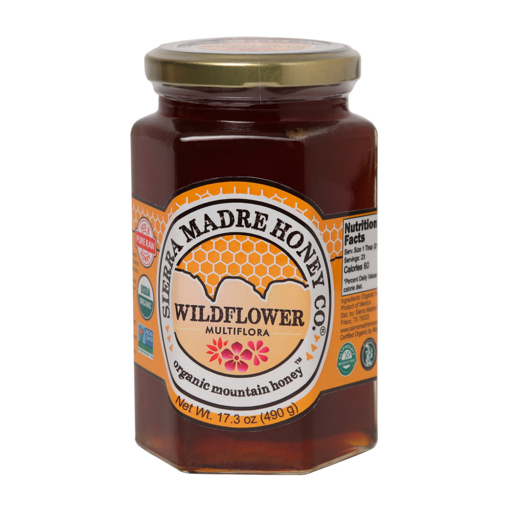 Wildflower Blossom Honey