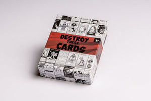 Destroy These Cards (Wholesale)