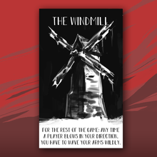 Load image into Gallery viewer, The Windmill card