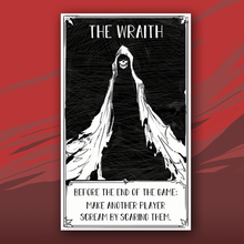Load image into Gallery viewer, The Wraith card