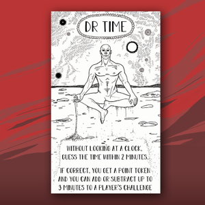 Dr Time card