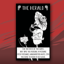 Load image into Gallery viewer, The Herald card