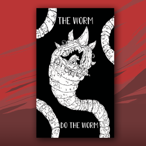 The Worm card