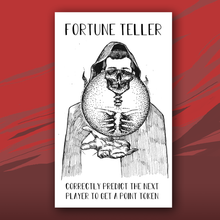 Load image into Gallery viewer, Fortune Teller card