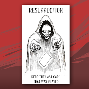 Resurrection card