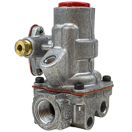 "Baso H15 Shutoff Valve - 3/8"" x 3/8"" - 1/8"" Fittings - H15HR-2C"