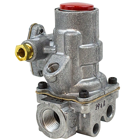 "Baso H15 STD Shutoff Valve - 3/8"" x 3/8"" - 1/4"" Fittings - H15HQ-5C"
