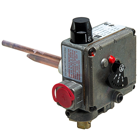 Suburban Water Heater Gas Control