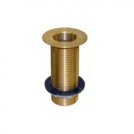 "Brass Sink Drain 1"" NPS x 3-1/4"" Length (304004) (0.44 lbs)"