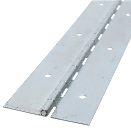 "Zinc Plated Piano Hinge - 3"" x 92"""