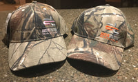 Austin Theriault Adjustable Camo Hat
