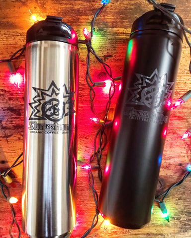 It's the most wonderful time of the year. There'll be much mistletoe-ing and hearts will be glowing when loved ones have a 20oz Coffee Tumbler