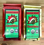 12oz Sunshine Organic Coffee Roasters Holiday Roast Whole Bean
