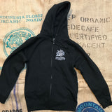 Sunshine Organic Coffee Roasters Zip-Up Sweatshirt + MORE COLORS