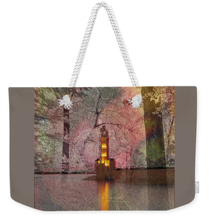 A Matter of Perspective - Weekender Tote Bag