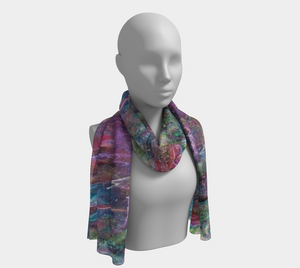 Abstract Scarf 1