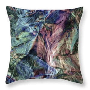 Abstract 1 - Throw Pillow