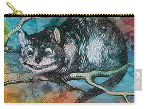 Alice in Wonderland - Cheshire Cat - Carry-All Pouch