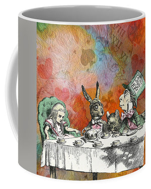 Alice In Wonderland - Tea Party - Mug