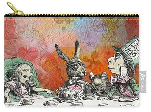 Alice In Wonderland - Tea Party - Carry-All Pouch