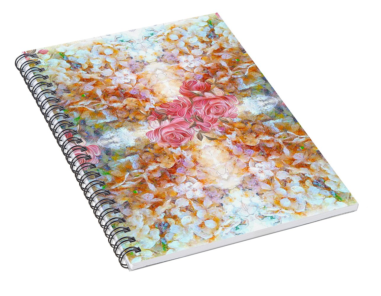 Another Time - Spiral Notebook