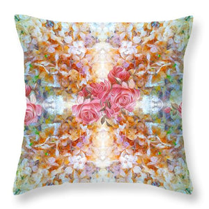 Another Time - Throw Pillow