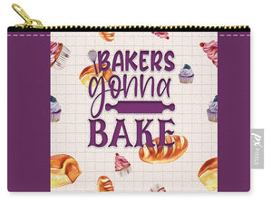 Bakers Gonna Bake - Carry-All Pouch