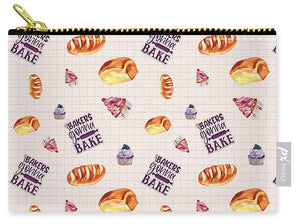 Bakers Gonna Bake Pattern - Carry-All Pouch