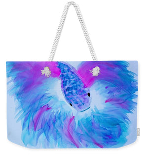 Betta Fish 2 - Weekender Tote Bag