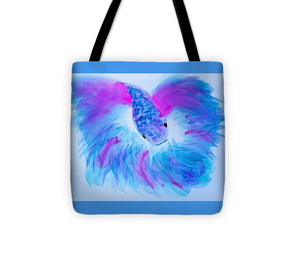 Betta Fish 2 - Tote Bag